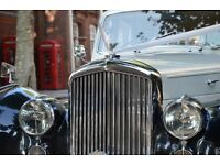 Bentley Mark VI/Wedding Classic Car Hire/London