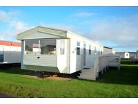 Beautiful Caravan at Southerness Holiday Park - Includes 2017 Site Fees and Side Decking