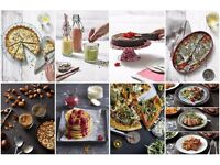 Food and Drink Photographer Specialising in Advertising and Editorial