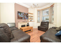 Stunning newly refurbished 6 bed room 2 lounge 3 bath Garden House in Hackney for £2,800p/cm