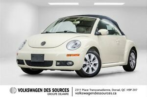 2010 Volkswagen New Beetle 2.5L Comfortline, * DECAPOTABLE *