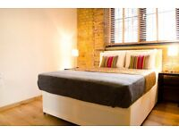 2 bed/2 bath apartment in Shoreditch, fully furnished and Wifi is included, 3 months min