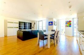 Superb 17th floor very large 2 bed 2 bath apartment