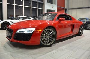 2014 Audi R8 4.2 Quattro With Only 19.794 Kms!