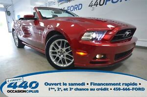 2013 Ford Mustang V6 Premium  *Cuir*