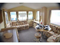 Cheap Southerness Caravans For Sale - Right on The Solway Coast-Near Newcastle-Cumbria-Lake District