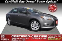 2012 Ford Focus SE Beautiful Car!!! Certified! One-Owner! Cruise