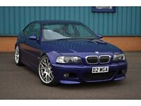 BMW e46 m3 coupe manual **Private plate worth £600 included**