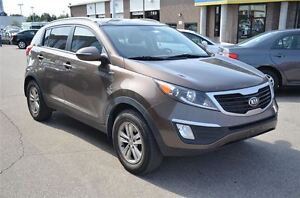 2013 Kia Sportage LX/AWD/HEATED SEATS/BACKUP SENSOR/BLUETOOTH