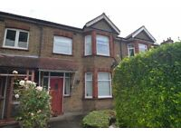 A Charming Three Bedroom Period House with Good Sized Garden in Desirable Road
