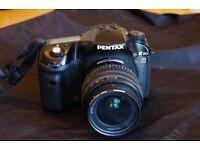 Pentax K10D DSLR