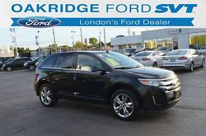2013 Ford Edge Limited LEATHER PANORAMIC ROOF NAVIGATION POWER L