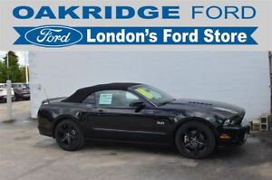 2013 Ford Mustang CONVERTIBLE, PREMIUM LEATHER SEATS, 420HP, AUT