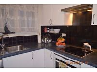 Lovely newly refurbished 2 double bedrooms ground floor maisonette close to Bow Church Station