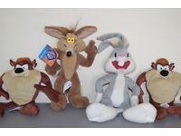 Warner Bros Looney Tunes Beanie Toys