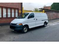 WANTED ! TOYOTA HIACE VAN ! ANY MILEAGE, CONDITION ! CASH WAITING