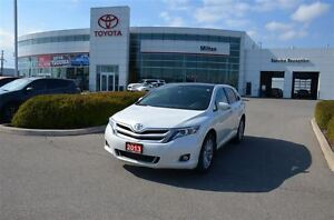 2013 Toyota Venza AWD, Memory Seats, Leather, Navigation