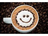 ¿Te apetece tomar un café y practicar tu inglés? ... y porsupuesto ayudarme con mi español :)
