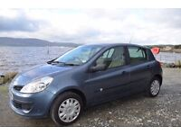 2006 Renault Clio 1.2 Expression One owner