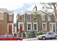 Two bedroom flat in this period conversion