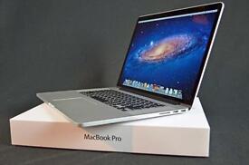 Full Spec. Mid 2015 Macbook Pro 15inch retina