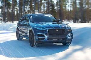 Jaguar F Pace Winter Wheel and Tire Packages (Winter 2017-2018) ***Wheelsco***