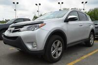 2015 Toyota RAV4 XLE AWD / AUTO / AIR / CAMERA / BLUETOOTH / TOI