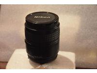 NIKON Macro lens 60mm F2.8D Micro Nikkor + UV filter [LIKE NEW, MINT]
