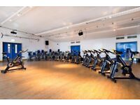 Class & Fitness instructors, Spin, LBT, Body conditioning.