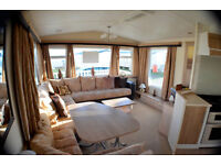 Van For Sale With Decking-Central Heating-Double Glazing-Southerness-Dumfries and Galloway-Scotland
