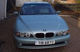 BMW 520I SE AUTO 2.171CC PETROL 4 DOOR SALOON IN VERY GOOD CONDITION INSIDE AND OUT.
