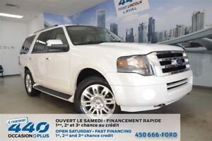 2011 Ford Expedition Limited | AWD, CUIR, TOIT, JAMAIS ACCIDENTÉ