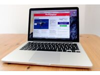 Macbook Pro Retina 13 inch, 3.1GHz i7, 16GB, 251 sdd