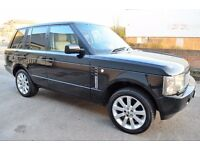 Land Rover Range Rover 4.4 V8 SE 5dr *LPG*, Low mileage, Two Keys, Rear TV Screen