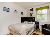 SHORT LET Appealing self contained studio Hampstead NW3 £300