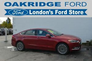 2017 Ford Fusion ACCIDENT FREE, ALL WHEEL DRIVE, 2.0L ENGINE, HE