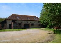 Gorgeous Converted Country Barn Office Space Available