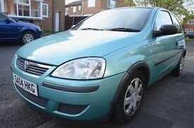 For sale- vaxuhall corsa 1.2 Life