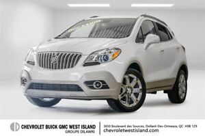 2016 Buick Encore AWD**cuir**toit ouvrant**navigation**