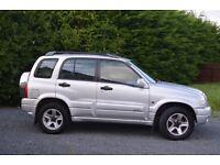 Suzuki Grand Vitara 2.0 Litre 5 door 4x4