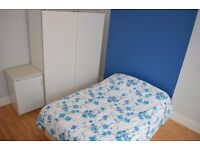 Bargain double room to rent with all bills and fast internet inclusive in Bruce Grove Available now