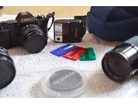 Canon T50 Film Camera for sale