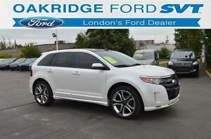 2013 Ford Edge Sport AWD LEATHER MOONROOF NAVIGATION POWER LIFTG