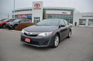 2013 Toyota Camry LE Value Package, Sunroof, Alloys, Backup Came