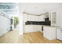 3 bedroom apartment with garden in Hackney, E9, zone 2 for short term available