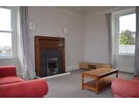 Spacious and bright 3 bedroom flat to rent in West Linton village centre - available from 1st April