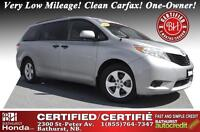 2014 Toyota Sienna Best Price in the Maritimes and Quebec! 2014!
