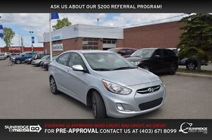 2017 Hyundai Accent SE, SUNROOF, HEATED SEATS