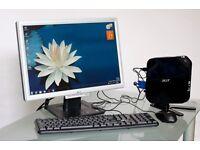 Acer - Desktop Computer -in excellent condition!3 month Warranty