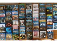 Blu-ray & DVD selection